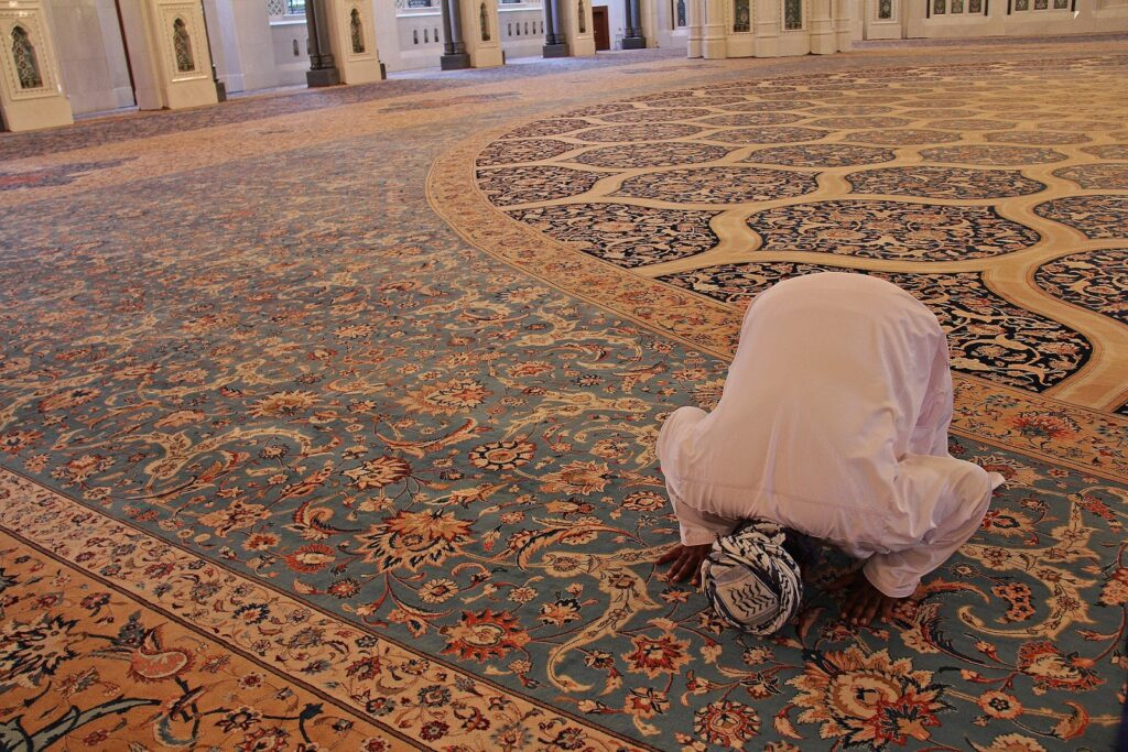 History of Prayer Rugs